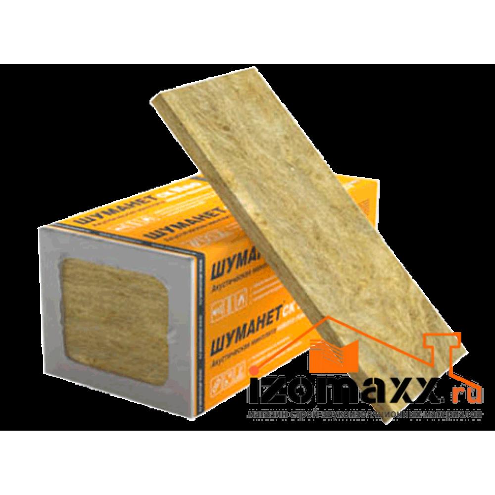 Шуманет-СК Neo Акустическая минплита 1250х600х50 мм  в упаковке: 10 шт. 7,5м²