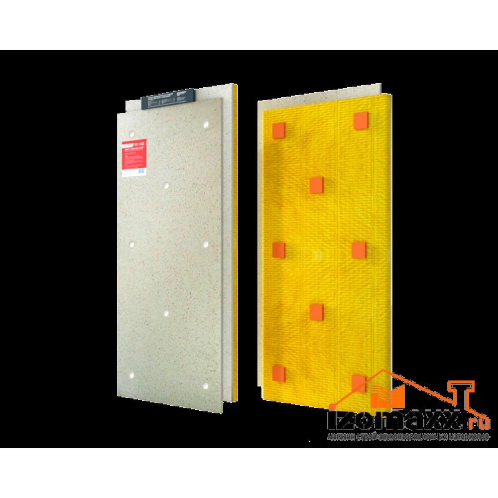 ЗИПС-ПОЛ Вектор сэндвич-панель 1200х600х45мм (0.72 м²)