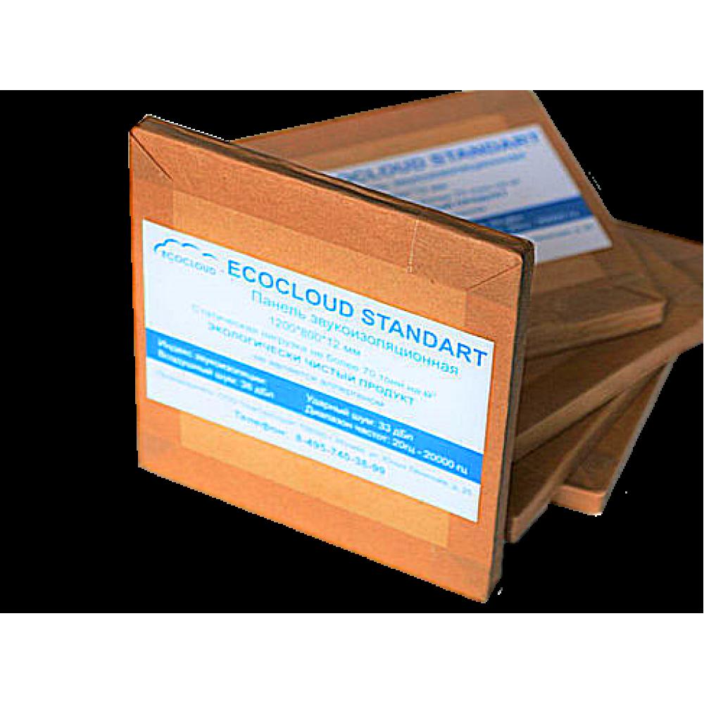 Ecocloud Standart (Экоклауд) 1200x600x12 (0,72 м²)