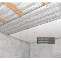 Базовая система под натяжной потолок ~625 руб