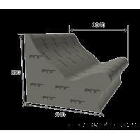 Лежак для хамама Ruspanel Forma