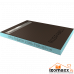 Ruspanel RPG поддон 1200х900x80 уклон в сторону, под канальный трап