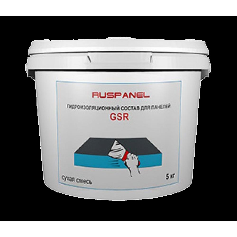 Гидроизоляционный состав для панелей сухая смесь