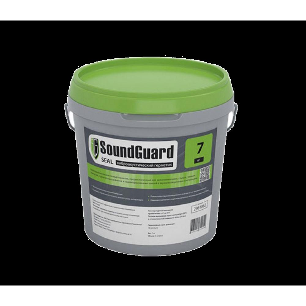 SoundGuard Seal 7 Звукоизоляционный герметик