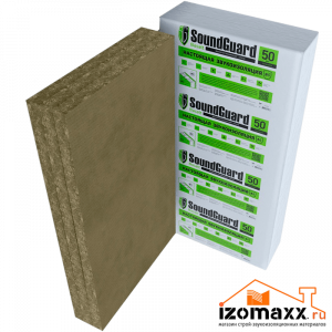 SoundGuard Basalt 50 (2,4 м²)
