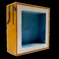 Звукоизоляционный подрозетник Акустик гипс R1