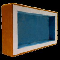 Звукоизоляционный подрозетник Акустик гипс R3