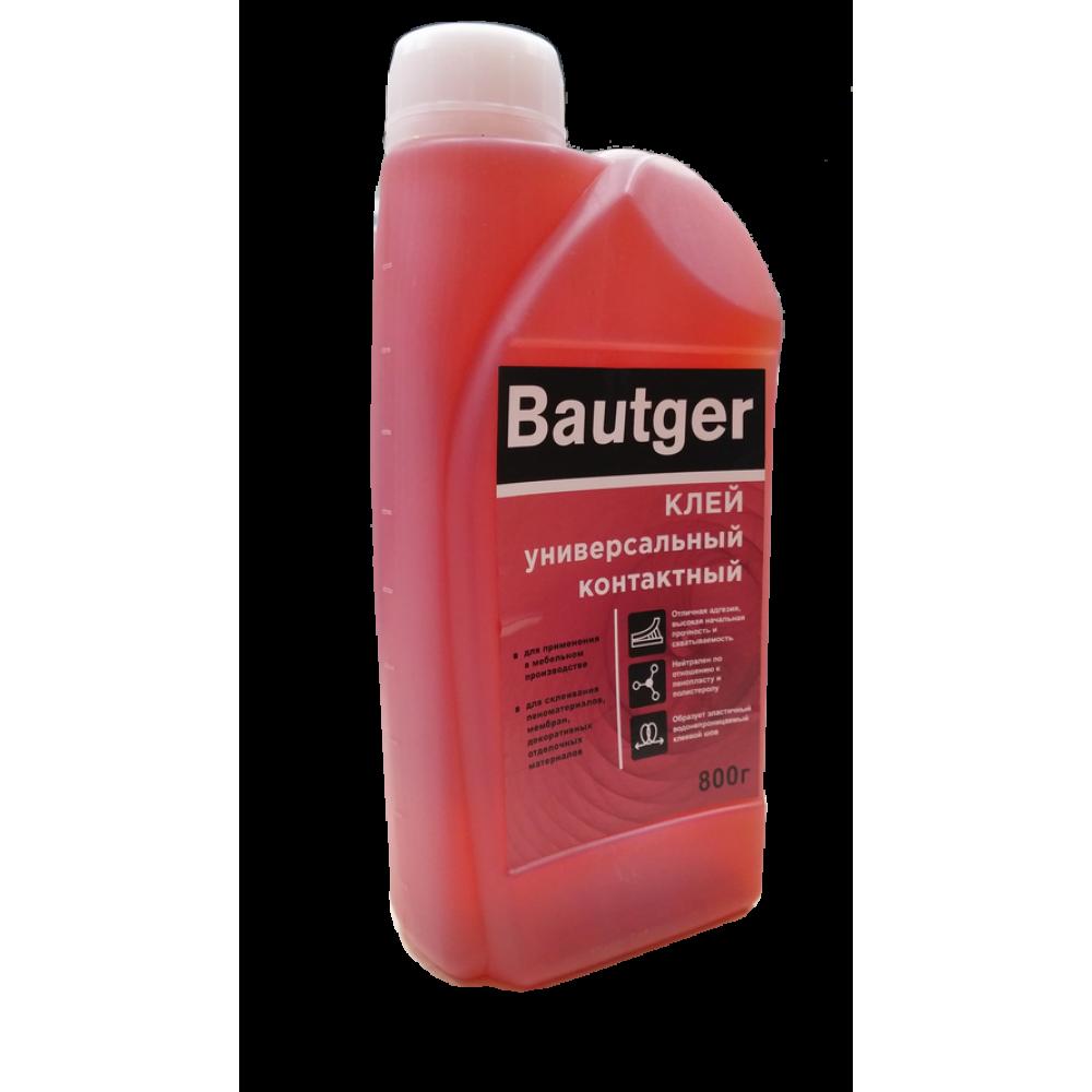 Универсальный клей Баутгер 800 гр. (1 литр)
