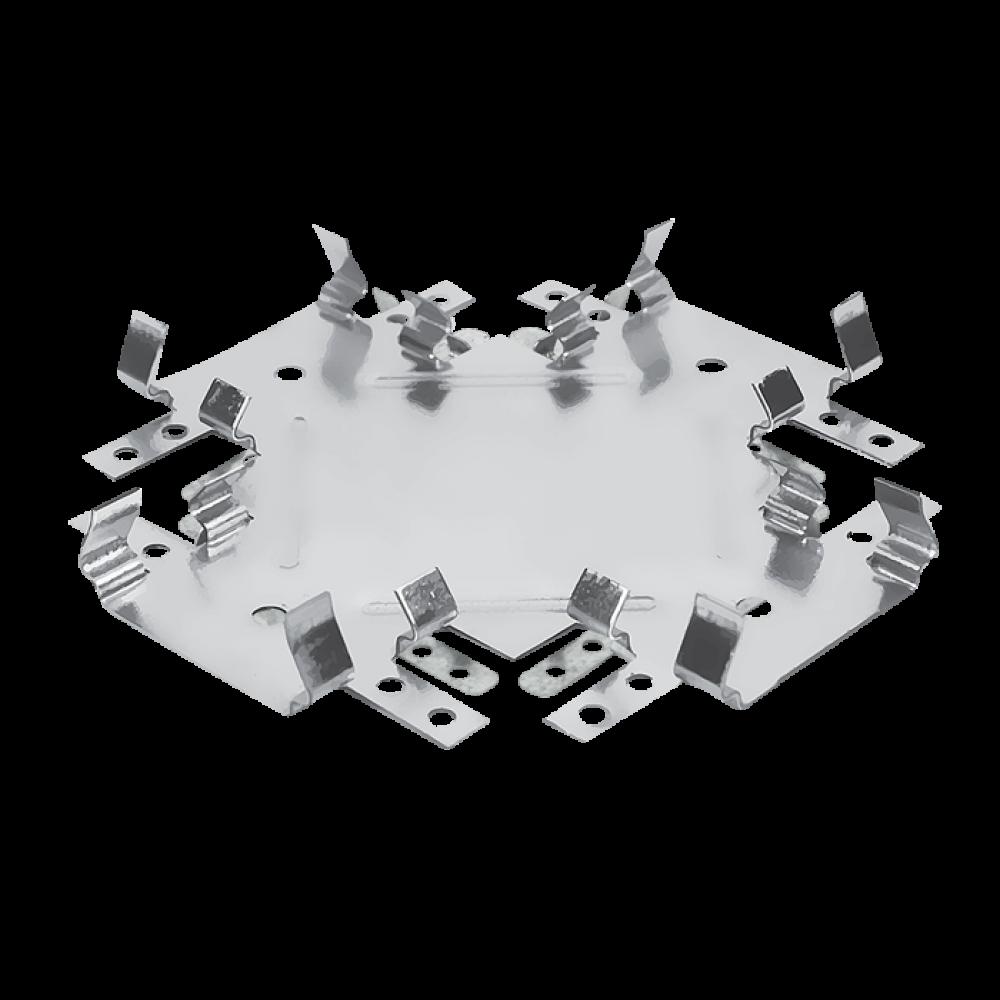 Соединитель одноуровневый АкустикГипс (AcousticGyps) (Краб) для ПП 60/27