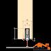 Planet FT-plus (650мм-750мм) порог звукоизоляционный