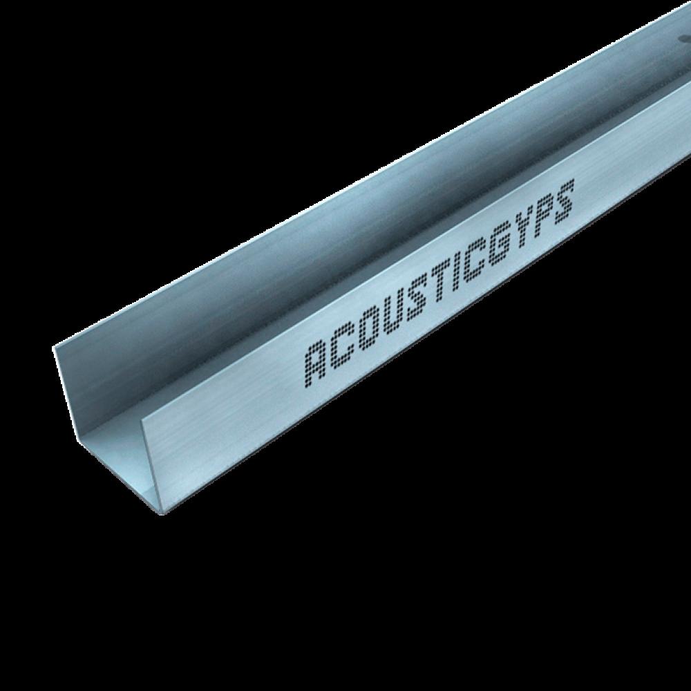 Профиль АкустикГипс (AcousticGyps) ППН Усиленный 27/28, 3м