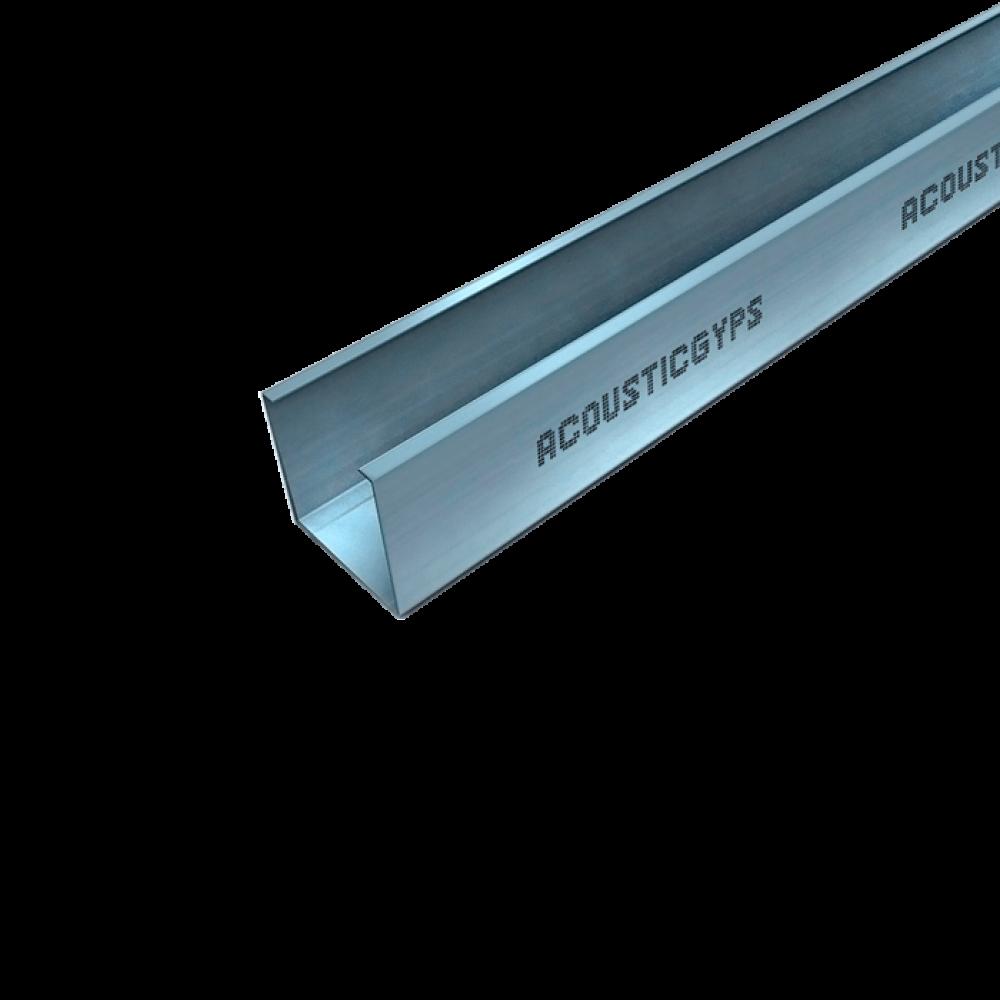 Профиль АкустикГипс (AcousticGyps) ПС Усиленный 50/50, 3м